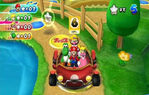 Mario Party 9 Header