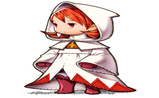 Final Fantasy White Mage