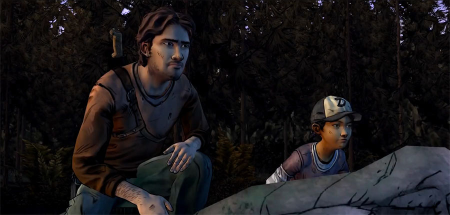 The Walking Dead Season 2: Episode 2 'A House Divided' Walkthrough