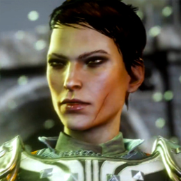 Dragon Age Inquisition Cassandra