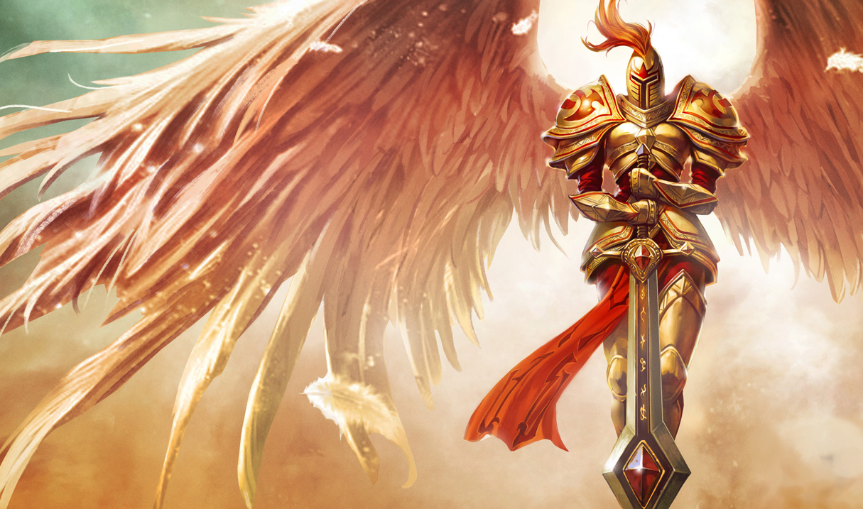 League of Legends S4: The Wonders of Kayle Support - Vgamerz