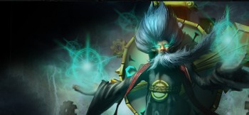 League of Legends Zilean