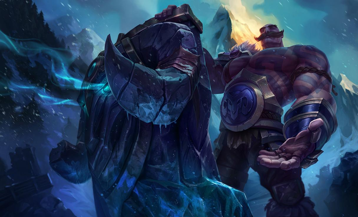 League of Legends Champion Preview: Braum, the Heart of the Freljord