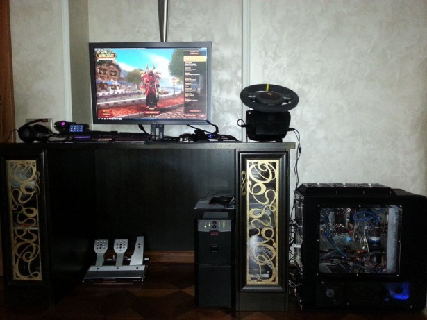wow all achievements rig