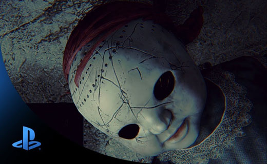 It's the ACTUAL LAW that a horror game must include a creepy doll.