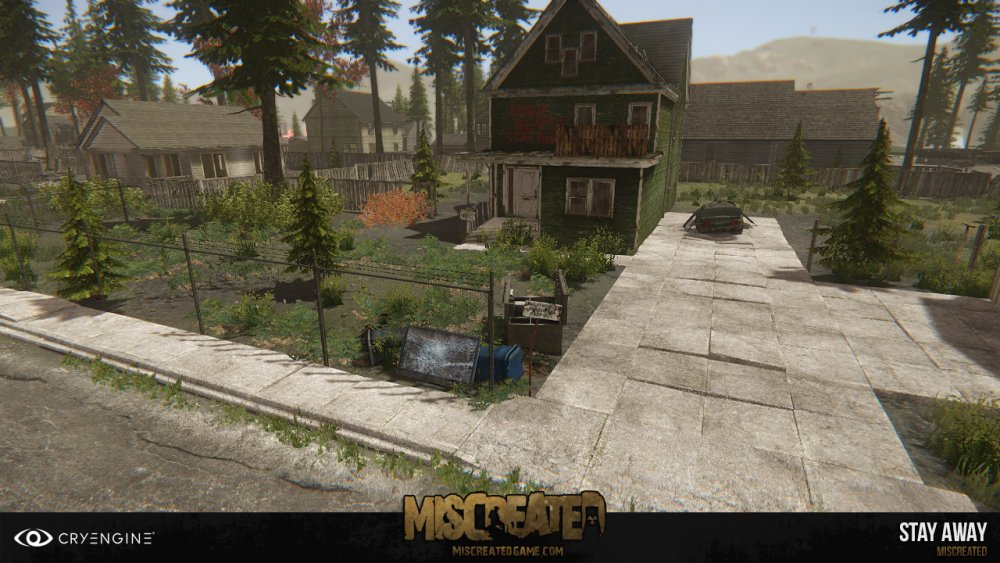 miscreated is a cryengine powered survival game like dayz vgamerz