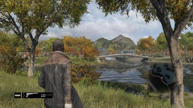 watch dogs 4k resolution screenshot 13
