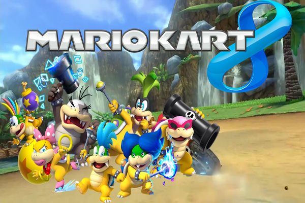 Mario Kart 8 And The Koopaling Controversy Think Of The Roster