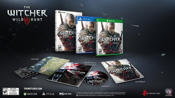 witcher standard edition
