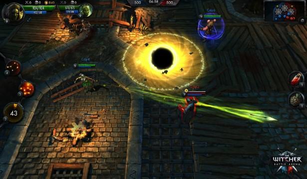 Witcher Battle Arena2