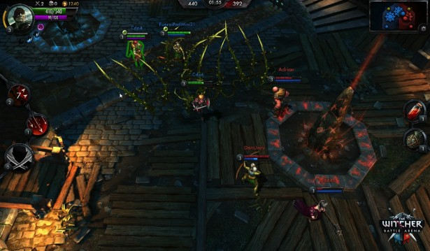 Witcher Battle Arena5