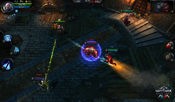 Witcher Battle Arena4