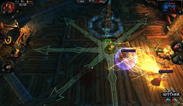 Witcher Battle Arena3