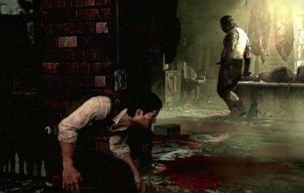 the evil within scary