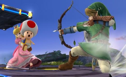 Smash Bros Wii U 2