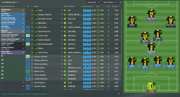 best football manager 2015 tactic 01