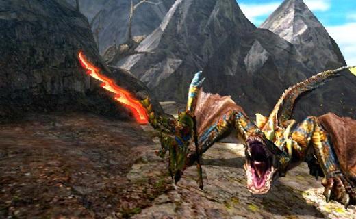 Monster Hunter 4 B