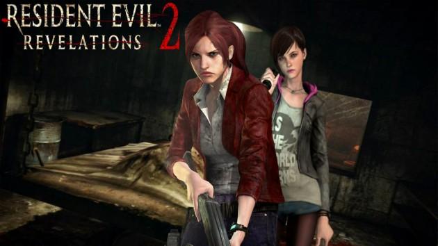 Resident Evil Rev 2 WP