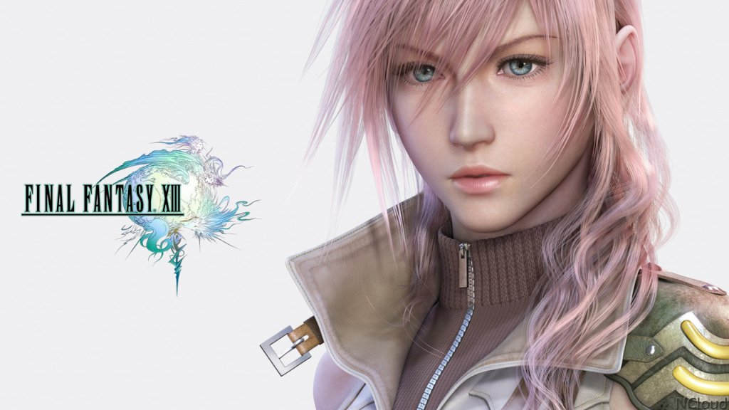 Lightning Farron Top 5 Video Game Characters