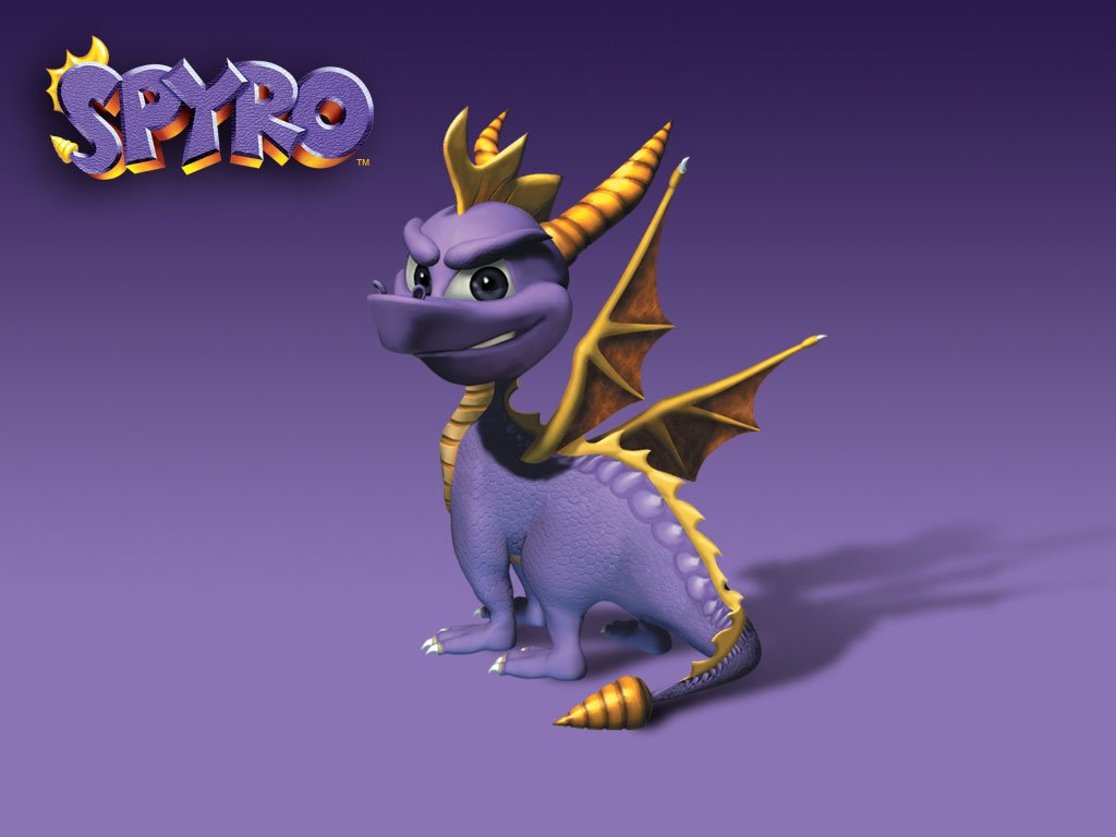 Spyro The Dragon Top 10 Video Game Characters