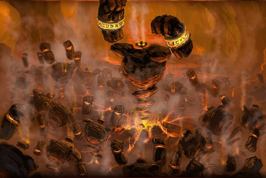 wow how to get to molten core from orgrimmar