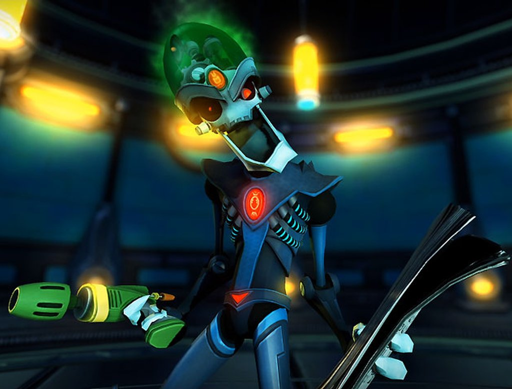 Dr Nefarious Top 10 Video Game Characters