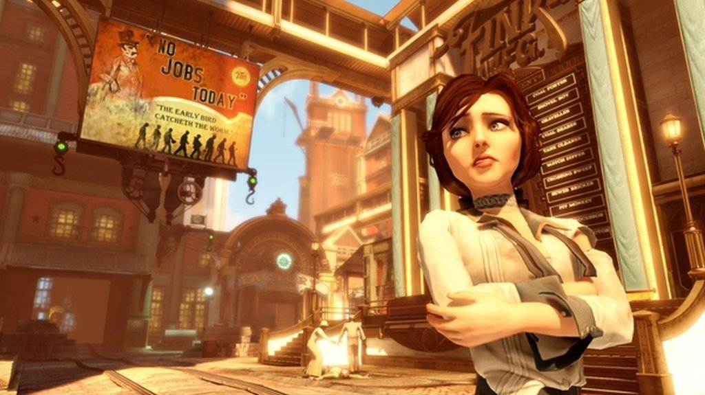 Elizabeth Comstock Top 10 Video Game Characters