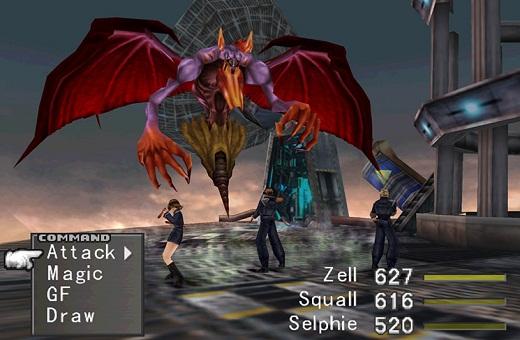 Final Fantasy VIII 2