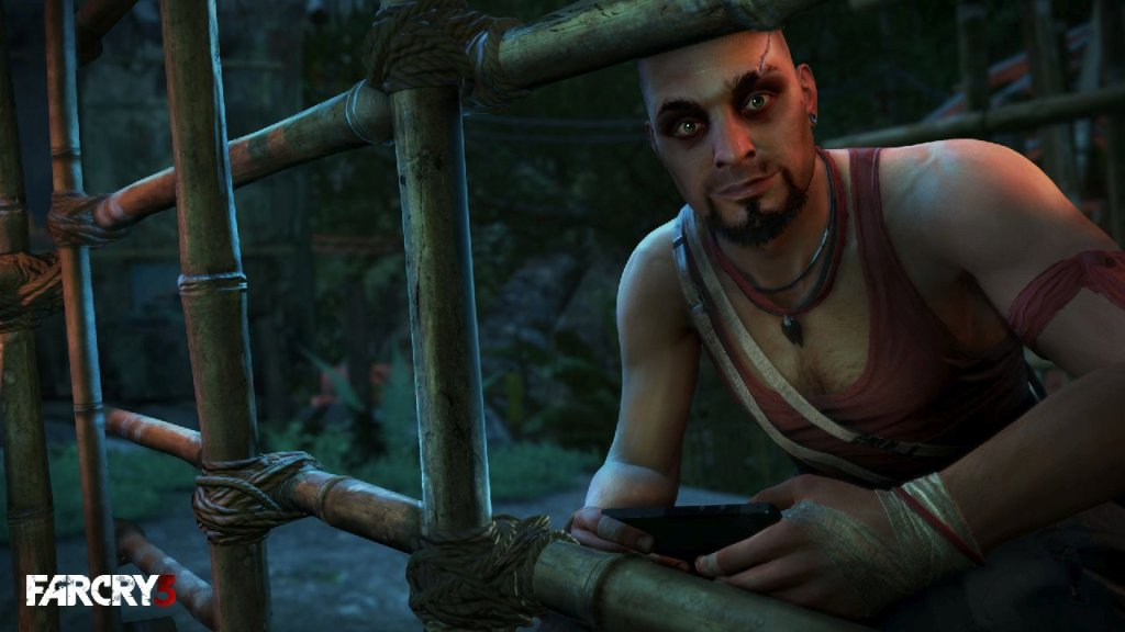 Vaas Top 10 Video Game Characters