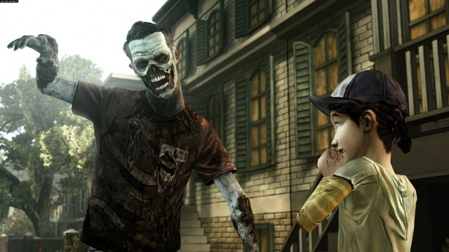 What Makes A Perfect Post-Apocalyptic Game The Walking Dead Game