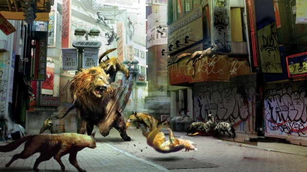 What Makes A Perfect Post-Apocalyptic Game Tokyo Jungle
