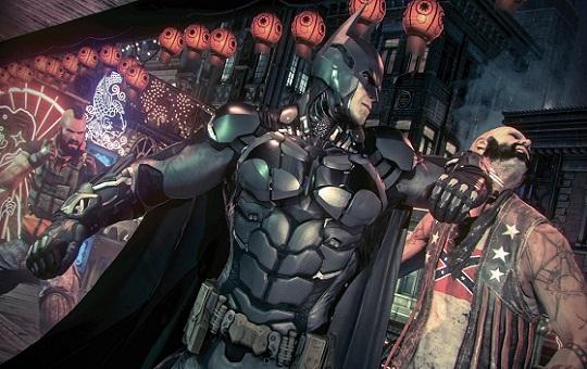 Batman- Arkham Knight 3