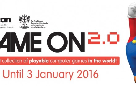 Game On 2.0 Exhibition