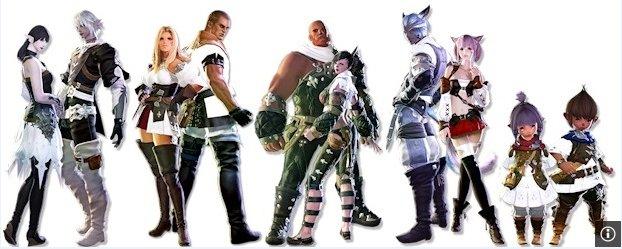 Final Fantasy 14 A Realm Reborn Archives Vgamerz