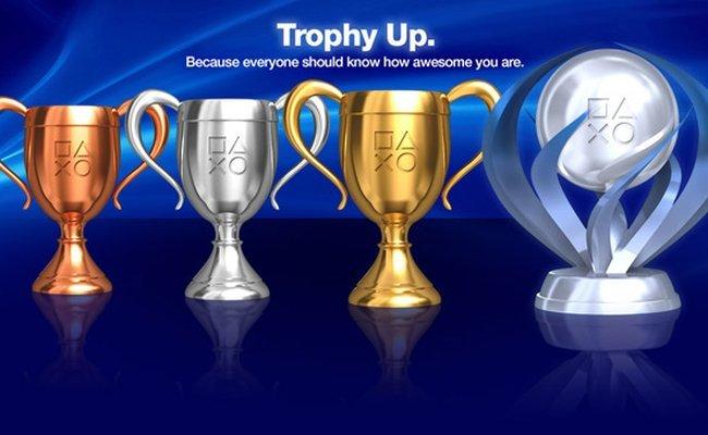 PSN Trophies