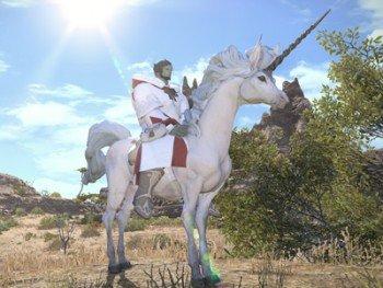 FFXIV Unicorn