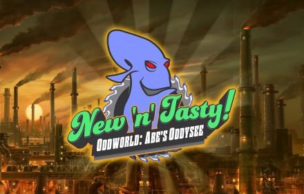 Play Oddworld New 'n' Tasty on Wii U at PAX Prime 2015