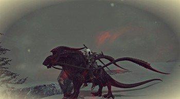 Warpanther FFXIV