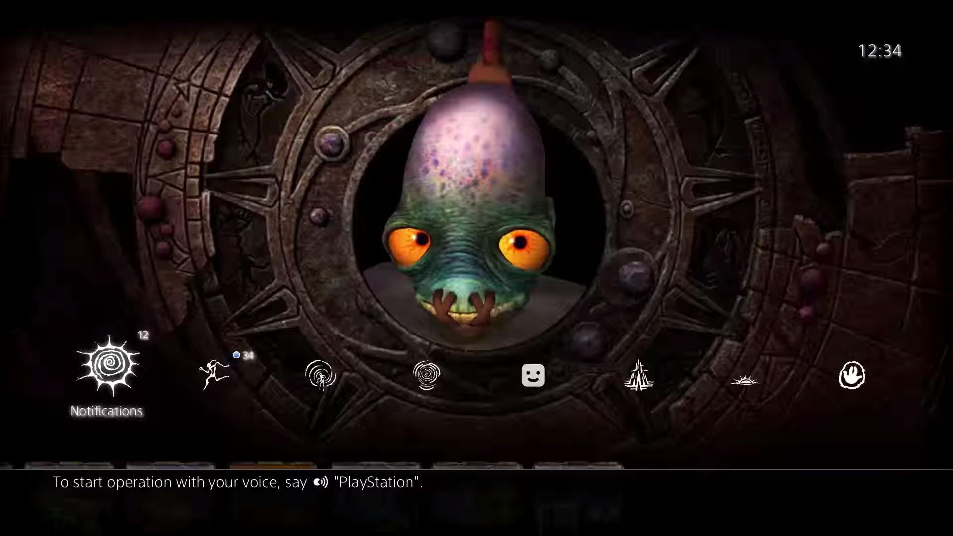 Oddworld Teaser Still