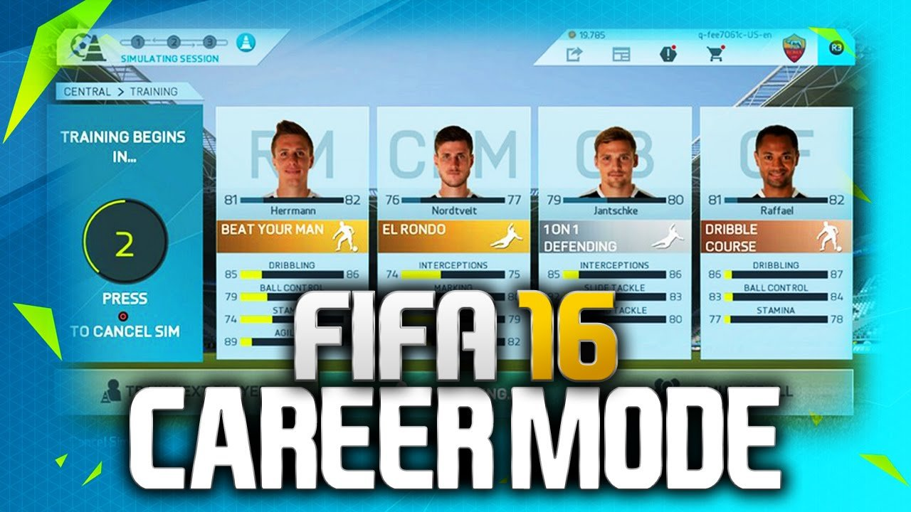 fifa 16 best cheap players career