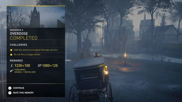 AC Syndicate Sequences