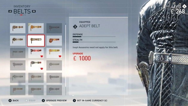 AC Syndicate Inventory