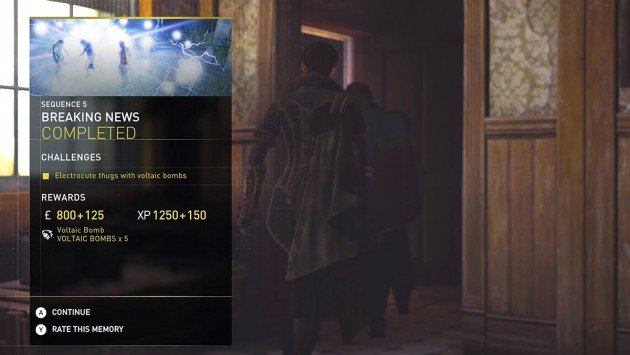 AC Syndicate Story Quest Sequence