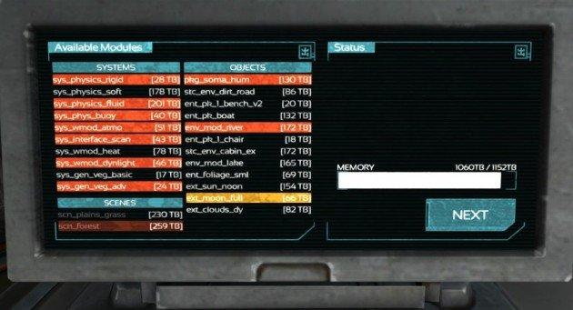 soma ark simulation puzzle