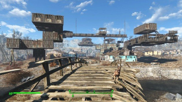 Best Fallout 4 settlements 01