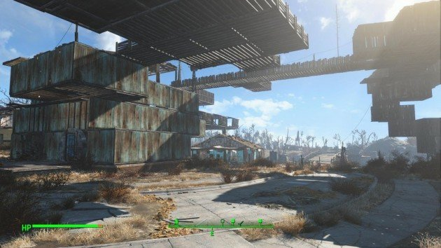 Best Fallout 4 settlements 011