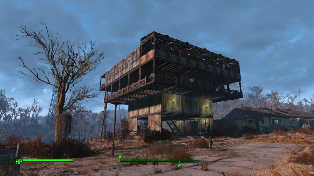 These are the most amazing fallout 4 settlements built so for Best house designs fallout 4