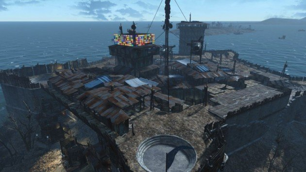 Best Fallout 4 settlements 04