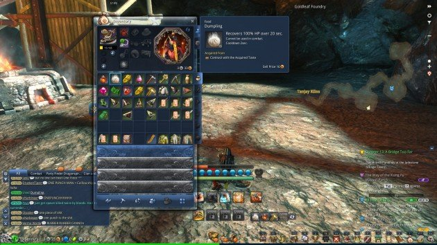 Blade and Soul - Unsealing Charm