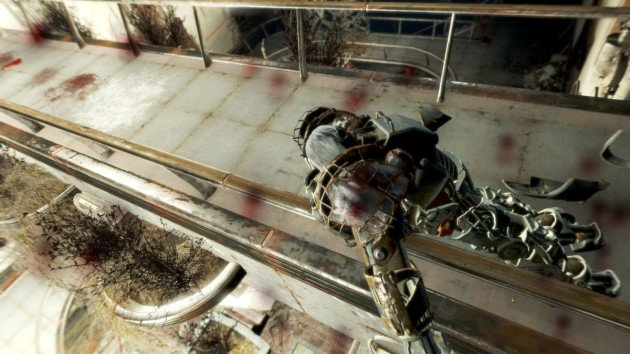 Fallout 4 - Brutal Death - Power Armor